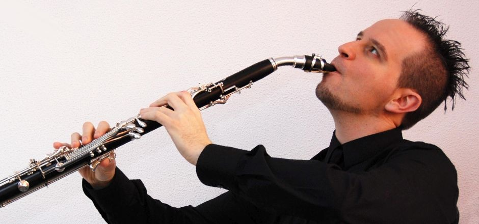 MICHELE MARELLI: Solo: il clarinetto contemporaneo