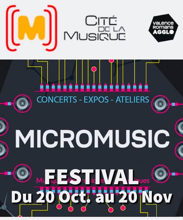 METS IN FRANCIA AL MICROMUSIC FESTIVAL, 10 Novembre 2018