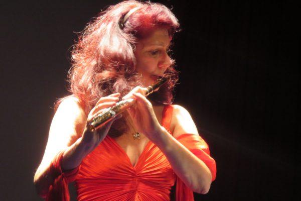 QUADRIFOGLIO: LUISA SELLO & I GIOVANI DEL GHEDINI. Concerto per flauto ed elettronica, 25 Novembre 2019